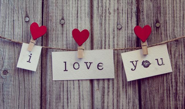 Πως ν' αντιδράσεις, όταν σου πει το σ' αγαπώ!