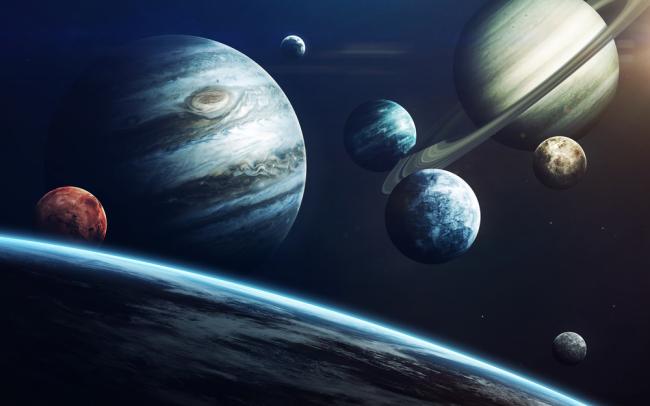 Δεν είσαι μόνο το ζώδιό σου! Τι αποκαλύπτουν οι πλανήτες στο Ωροσκόπιό.