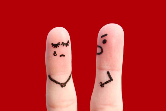 Εγωισμός, ο δολοφόνος της αγάπης. Ποιος θα πάρει πρώτος το όπλο;
