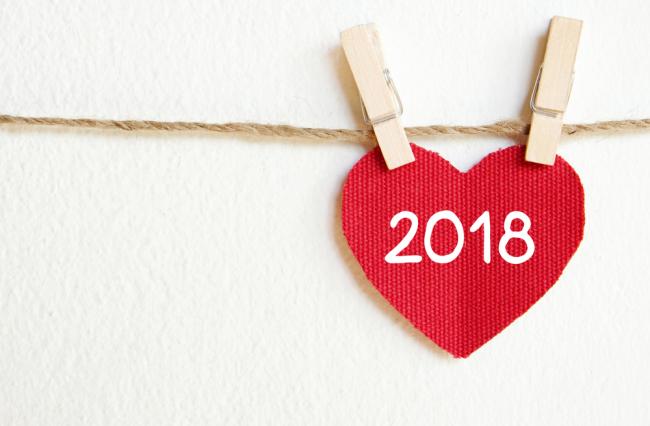 Ετήσιες αισθηματικές προβλέψεις 2018 από την Σμάρω Σωτηράκη.