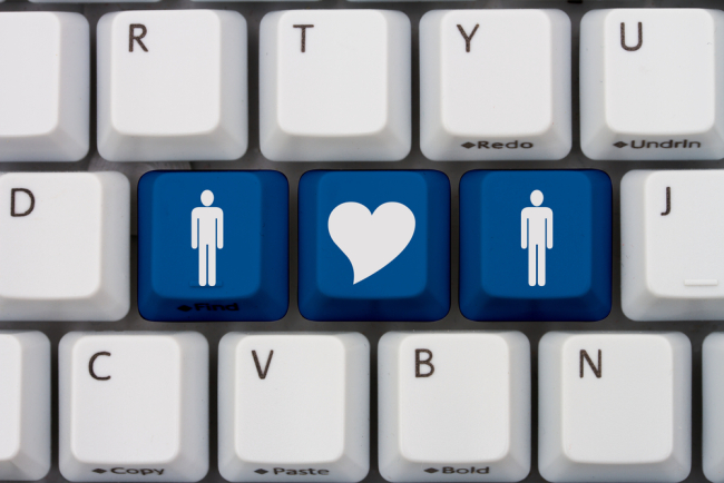 Η αγάπη στο Internet. Γνωριμία στο διαδίκτυο.