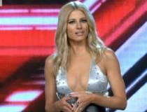 """""""Εγκεφαλικά"""" μοίρασε η Ευαγγελία Αραβανή! Με αβυσσαλέο ντεκολτέ στη σκηνή του X Factor!"""