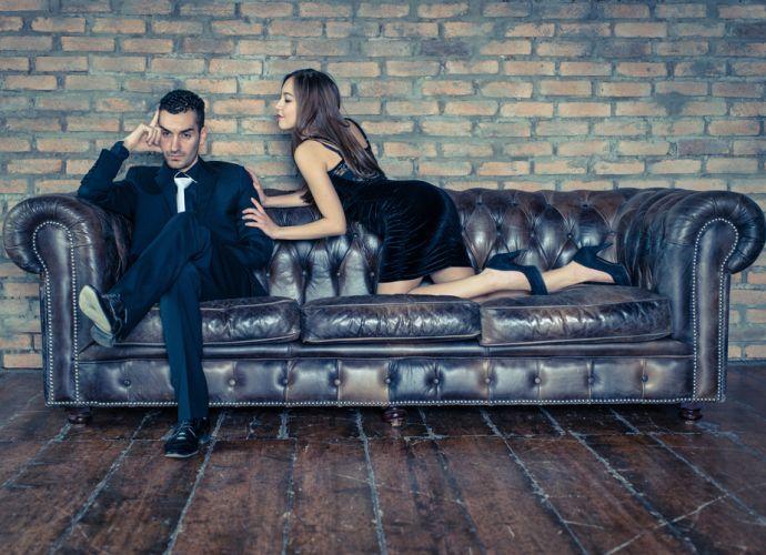 Τι δεν αντέχουν οι άντρες σε μία σχέση;